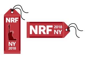 NRF NY 2018 - Identidade visual para cobertura online