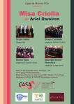 Cartaz para evento da Casa da Música